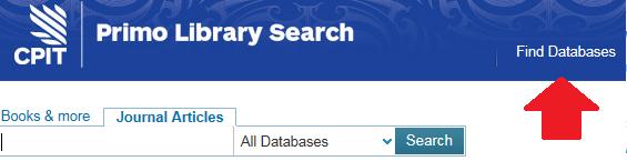 find databases