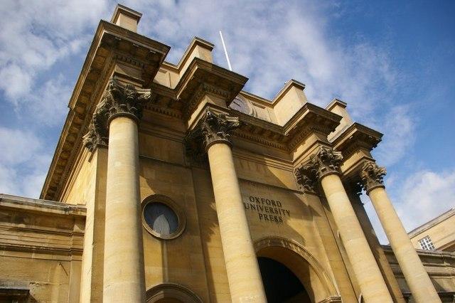 Oxford University Press buildings