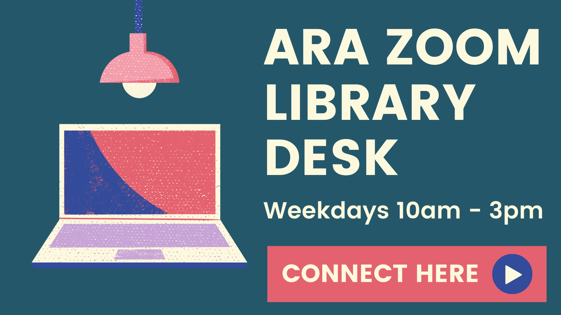 Library Help @ the Ara Zoom Library Desk